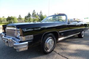 1974 Cadillac Eldorado
