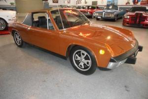 1973 Porsche 914 Photo