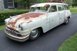 1951 DeSoto 4 door wagon