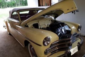1950 Dodge wayfare