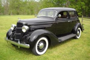 1935 Dodge Touring Sedan DU DU Photo