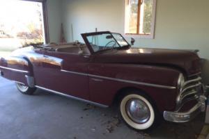 1950 Dodge Wayfarer Photo