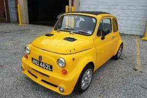 1972 Fiat 500 500l Photo