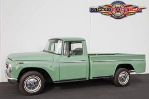 "1968 International Harvester 100C 1000C Half-ton ""Bonus Load"" Pickup Photo"
