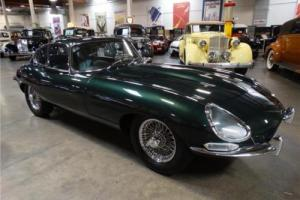 1964 Jaguar XK -- Photo