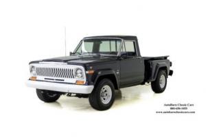1981 Jeep Pickup 4WD --