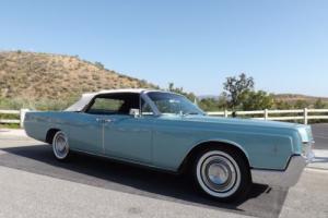1966 Lincoln Continental NO RESERVE Photo