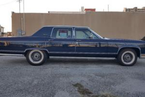 1979 Lincoln Continental Photo