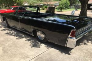 1963 Lincoln Continental Photo