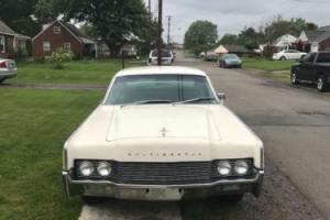 1966 Lincoln Continental Base Photo