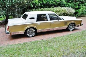 1982 Lincoln Mark Series Photo