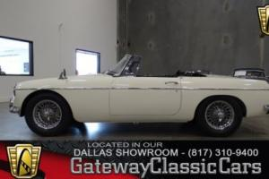 1966 MG Other -- Photo