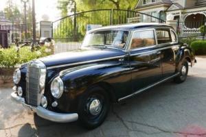 1953 Mercedes-Benz 300-Series Adenauer Photo