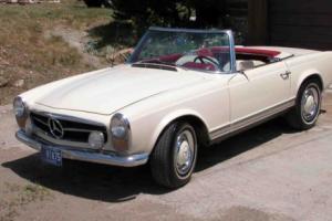 1966 Mercedes-Benz SL-Class Photo
