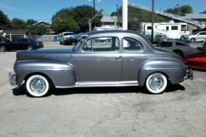 1946 Mercury Eight coupe