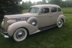 1939 Packard Super 8 Touring Sedan Super 8 Touring Sedan