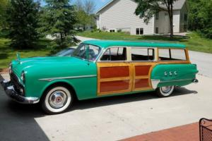 1951 Packard El Paso
