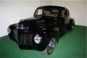 1940 Plymouth 2 Dr Coupe