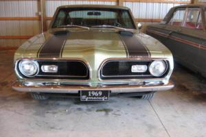 1969 Plymouth Barracuda 'CUDA Photo