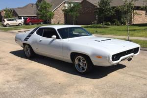 1972 Plymouth Road Runner 727 transmission Photo