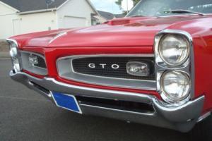 1966 Pontiac GTO Photo