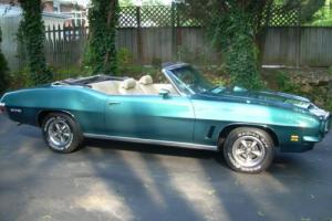 1972 Pontiac Le Mans Photo