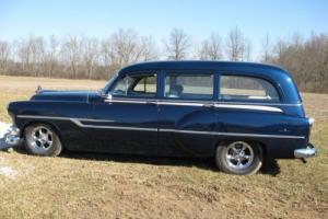 1953 Pontiac wagon chieftain Photo
