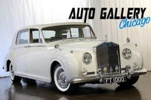 1962 Rolls-Royce Phantom V James Young Right Hand Drive Limousine Photo