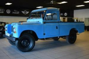1973 Land Rover Truck Series 2