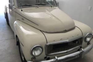 1961 Volvo PV544 Sport