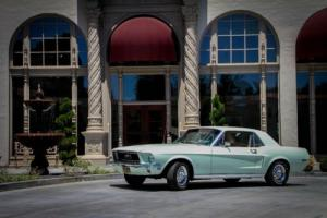 1968 Ford Mustang (German T-5)