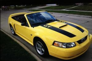 2000 Ford Mustang GT Spring Feature Edition