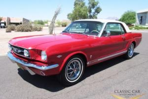 1966 Ford Mustang GT Photo