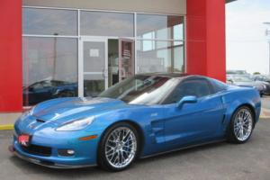 2009 Chevrolet Corvette Coupe Photo