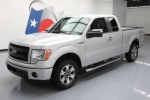 2014 Ford F-150 STX SUPERCAB 6-PASSENGER SIDE STEPS