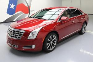 2014 Cadillac XTS LUXURY VENT LEATHER NAV REAR CAM Photo