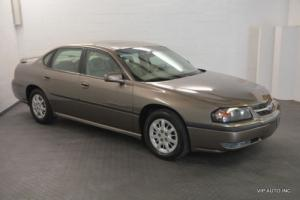 2003 Chevrolet Impala 4dr Sedan LS