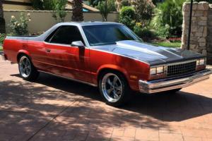 1986 Chevrolet El Camino El Camino/ SS