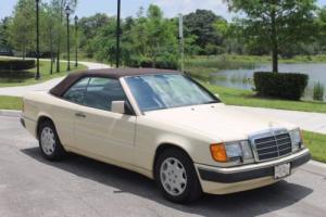 1993 Mercedes-Benz C-Class C-Class CE 2dr Convertible