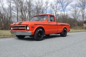 1968 Chevrolet C-10 1/2 ton short bed fleetside