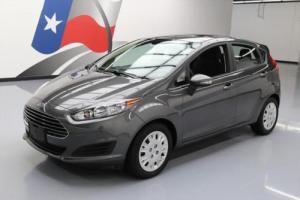 2016 Ford Fiesta SE HATCHBACK ECOBOOST 5-SPD BLUETOOTH