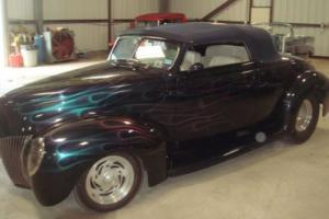 1939 Ford Roadster Convertible Streetrod