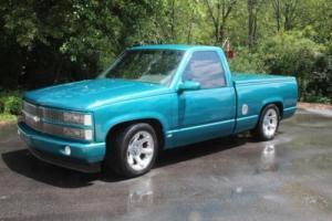 1993 Chevrolet C/K Pickup 1500 Silverado