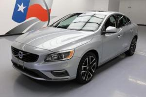 2017 Volvo S60 T5 DYNAMIC SUNROOF HEATED LEATHER Photo