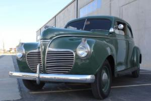 1941 Plymouth Deluxe Special Deluxe for Sale
