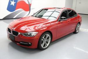 2012 BMW 3-Series 328I SEDAN SPORT HTD SEATS SUNROOF NAV HUD