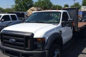 2008 Ford F-550 Flat bed