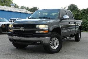 2002 Chevrolet Silverado 2500 4X4 Duramax Diesel Allison Trans Good Tires