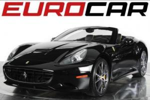 2010 Ferrari California Photo