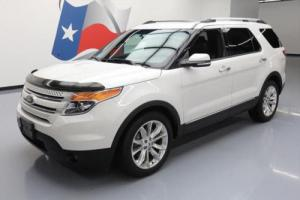 2014 Ford Explorer LTD DUAL SUNROOF NAV REARCAM NAV